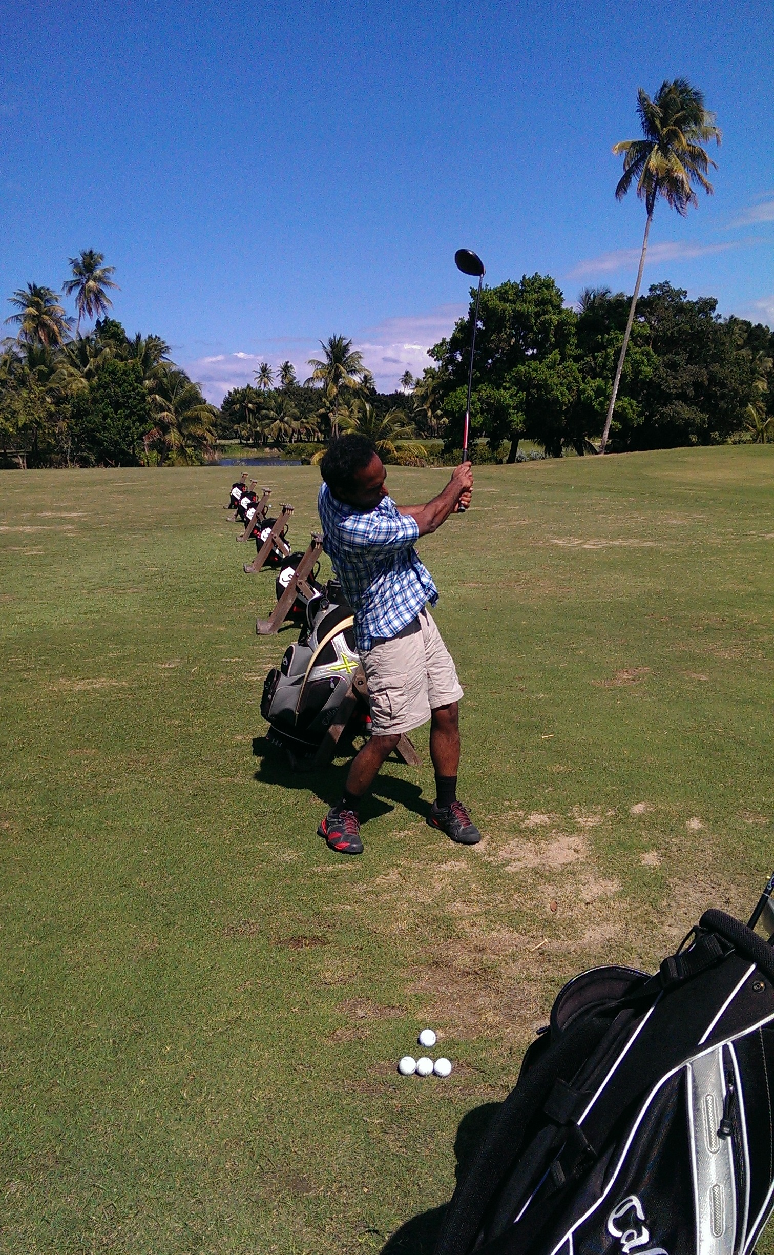 raghu-golf