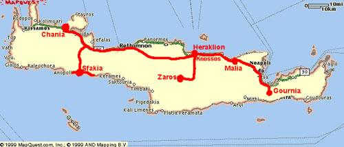Greece Trip April 2008