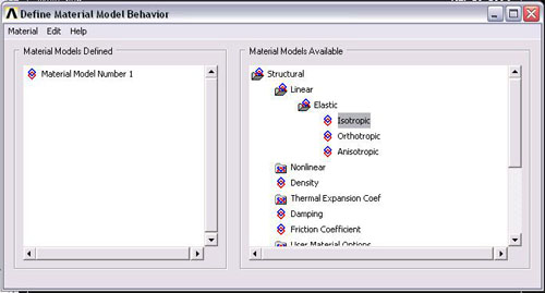 Solidworks - ANSYS