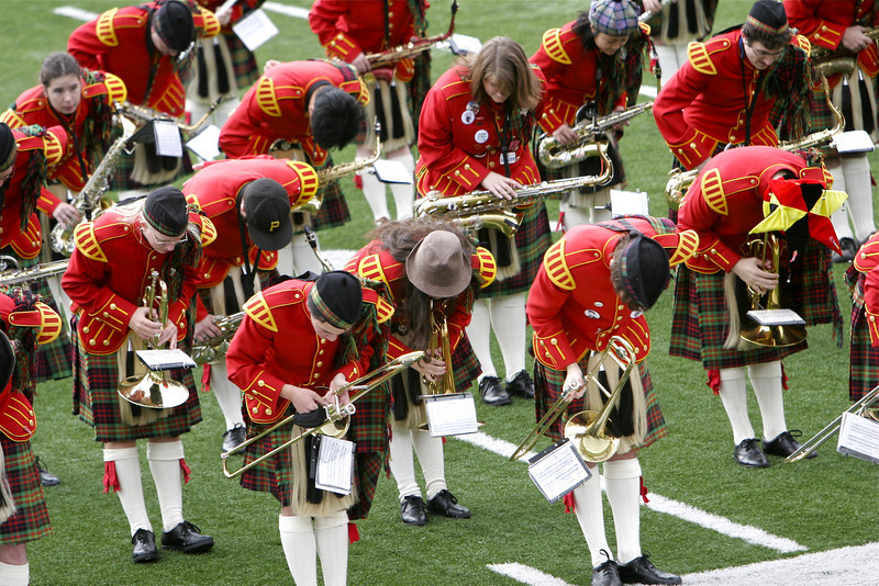 CMU Kiltie Band - A Tradition Since 1908